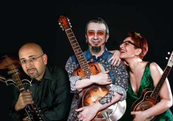 Veronica & The Red Wine Serenaders feat. Lino Muoio il 14 ottobre
