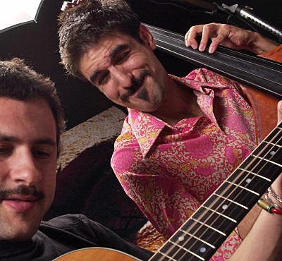 BALDO & PAPERO ALL' ONDA ROAD con Samuele Martinelli