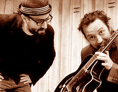 PAUL VENTURI & SIMONE SCIFONI all'Onda Road il 31 luglio per Trasimeno Blues