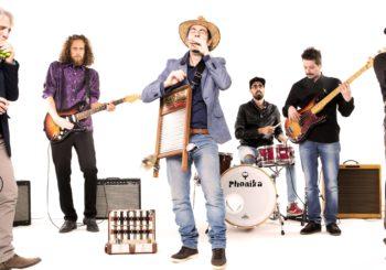 MARTIN'S GUMBO & THE HARMONICA FRIENDS il 23 febbraio all' Onda Road