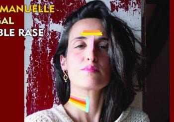 Emmanuelle Sigal il 20 luglio all'Onda Road