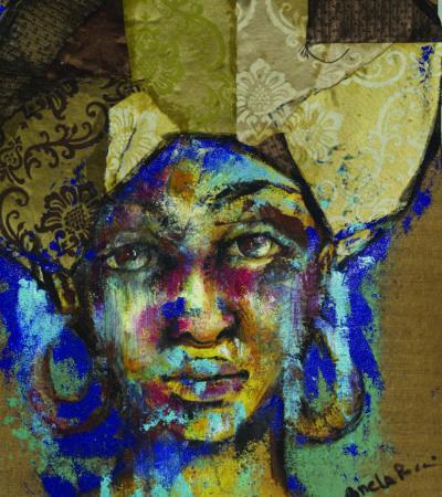 """MADRE TERRA"" , i quadri di Pamela Pucci in mostra all' Onda Road"