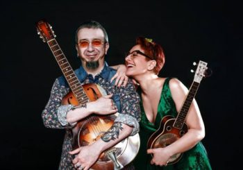 VERONICA SBERGIA & MAX DE BERNARDI il 26 giugno all' Onda Road. Ospiti della serata BB CHRIS & LITTLE BLUE SLIM