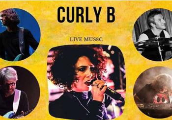 CURLY B 5ET  il 4 settembre all' Onda Road